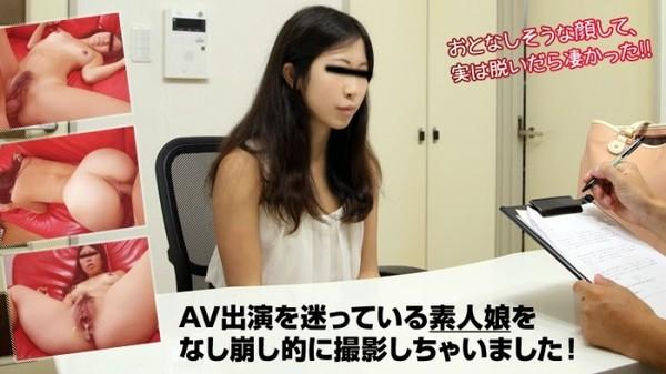 Heyzo-0735-AV出演を迷っている素人娘をなし崩し的に撮影しちゃいました!