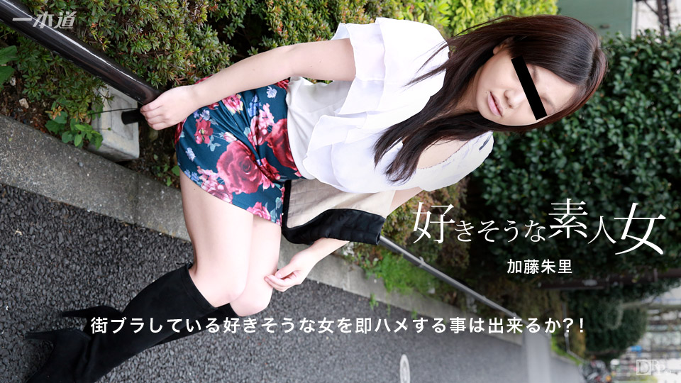 1pondo-011117_463-街ブラしている好きそうな素人女を即ハメする事は出来るか?!