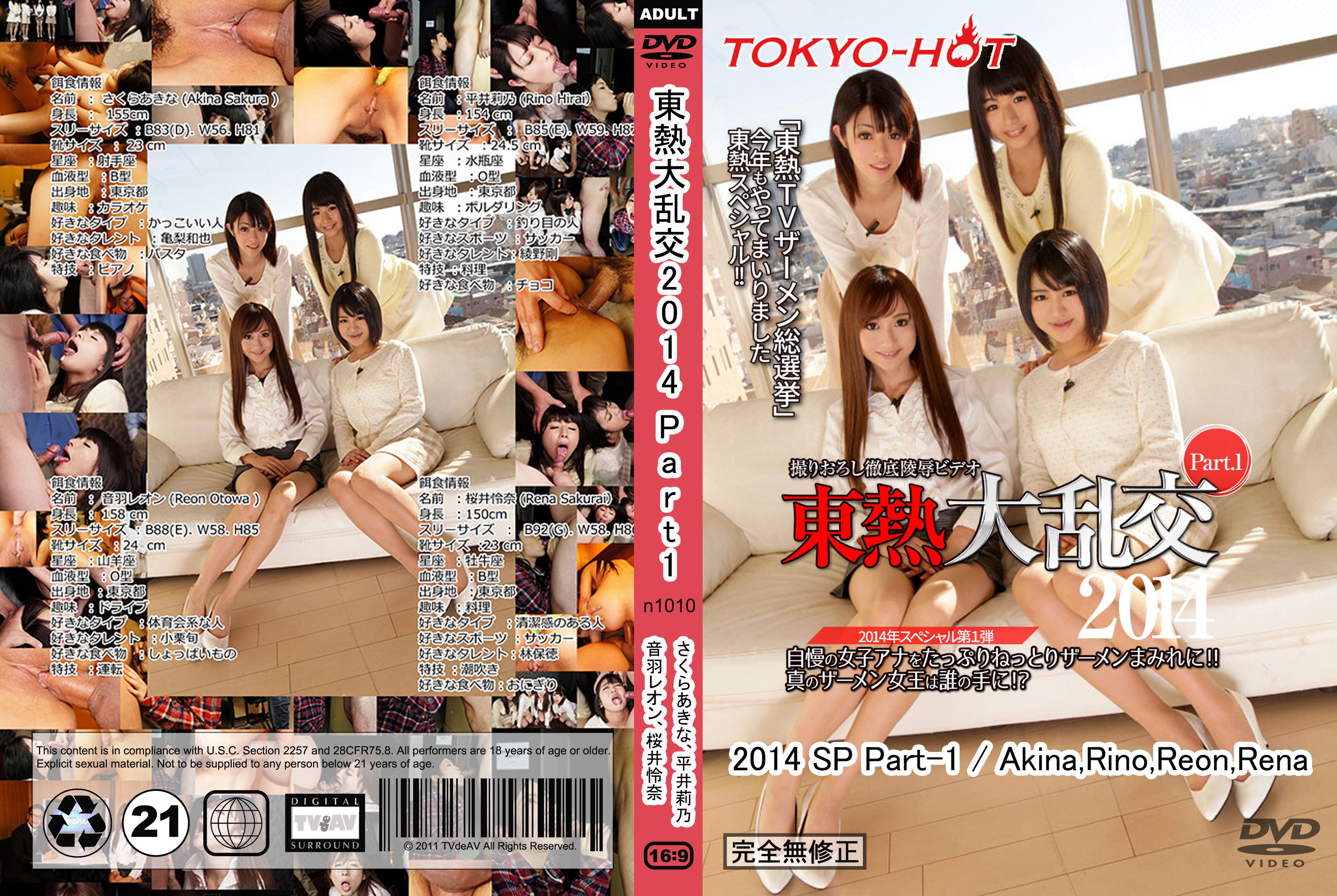 tokyo-hot-n1010-東熱大乱交2014 Part1