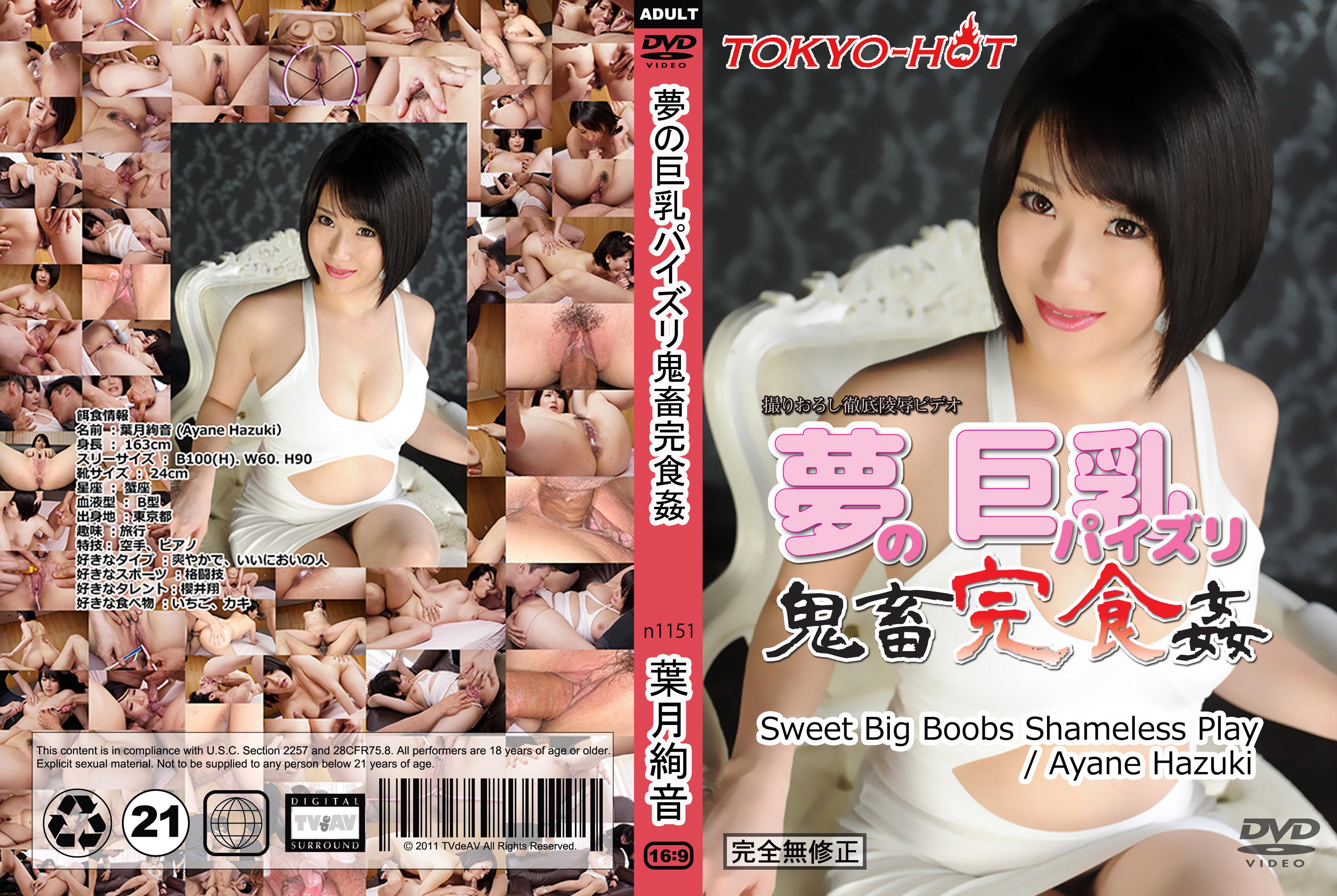 tokyo-hot-n1151-夢の巨乳パイズリ鬼畜完食カン