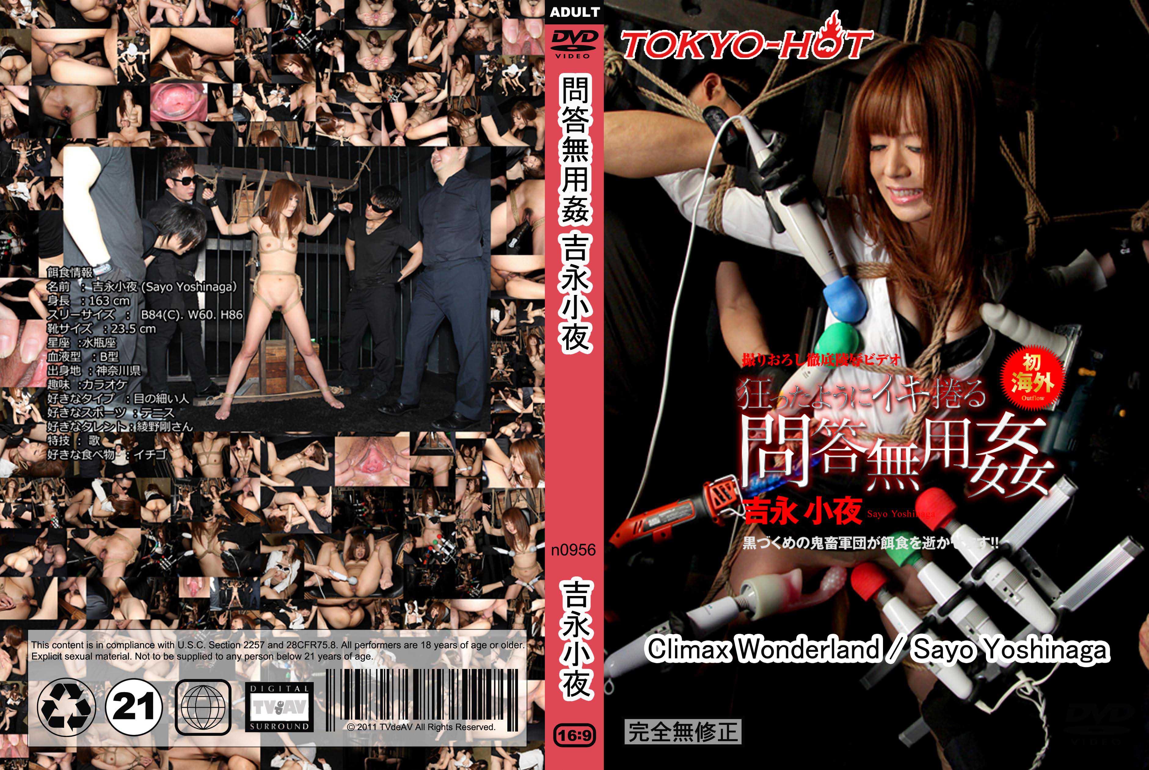 tokyo-hot-n0956-問答無用姦
