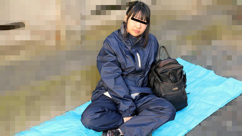 天然素人10mu-011921-01 路地裏で寝ているバックパッカー女子をナンパしてみました