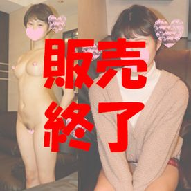 初撮り ️魅惑のエロヒップ☆ドМ娘は首絞めで大量中出しです☆【個人撮影】