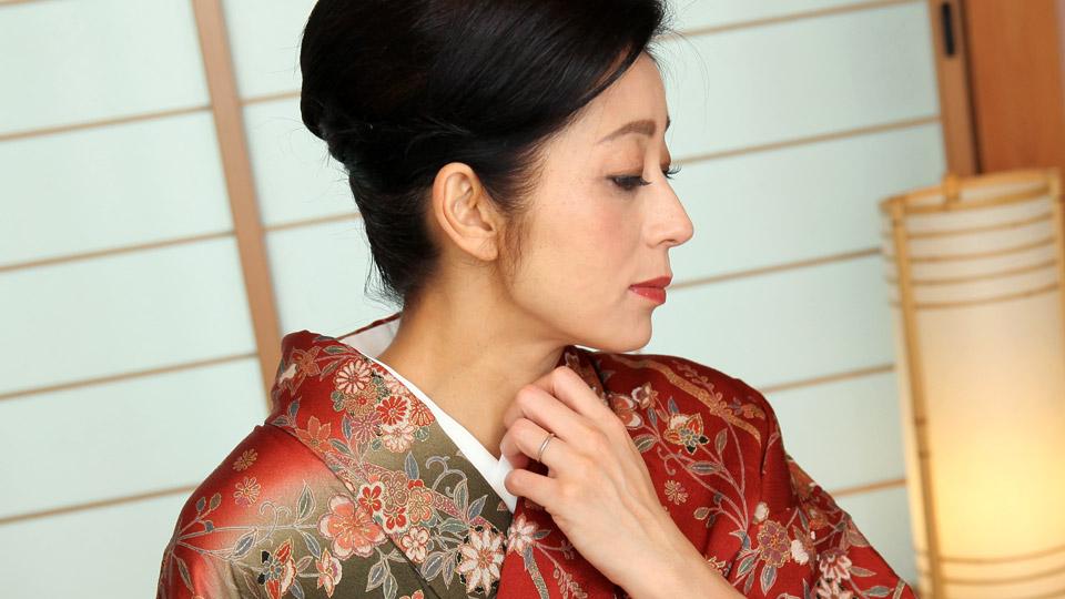 人妻熟女paco-011320-242 久しぶりの着物、想いだ出す私の成人式は昭和の○○○時代だった…