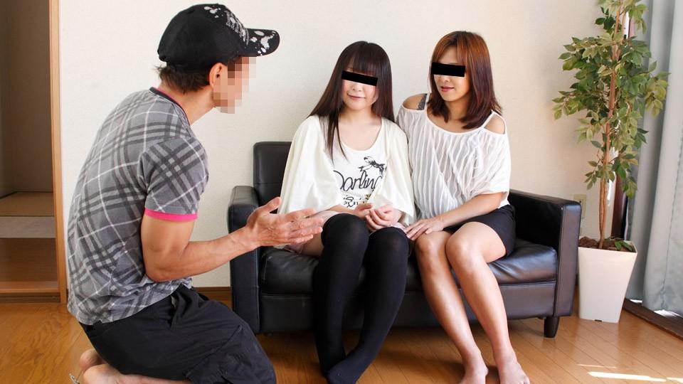 人妻熟女paco-031621-447 読者モデルになりませんか?と騙され親子出演!