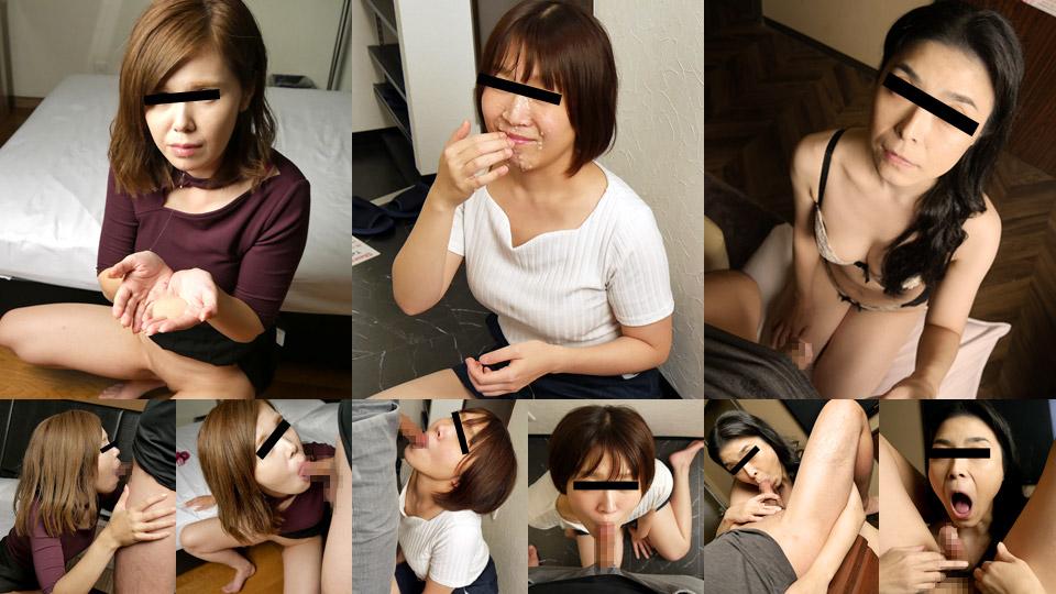 人妻熟女paco-071420-329 チンポがとろけ~る!人妻尺八スペシャル版