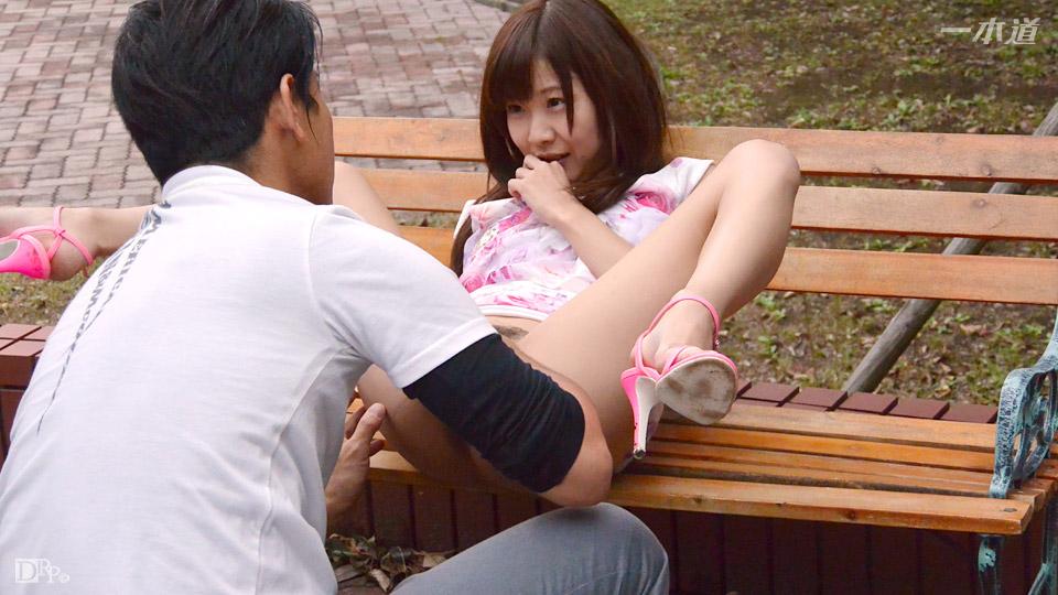 一本道 012916_235 鈴羽みう 「露出デート〜アウトドアで潮吹き放題〜」